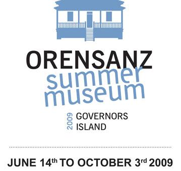 Opening Orensanz Summer Museum